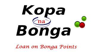 Kopa loan bonga points