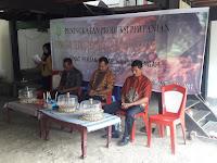 Pelaksanaan Bimbingan Teknis Pengendalian Mutu Kakao Dinas Pertanian Kabupaten Mamuju Tengah