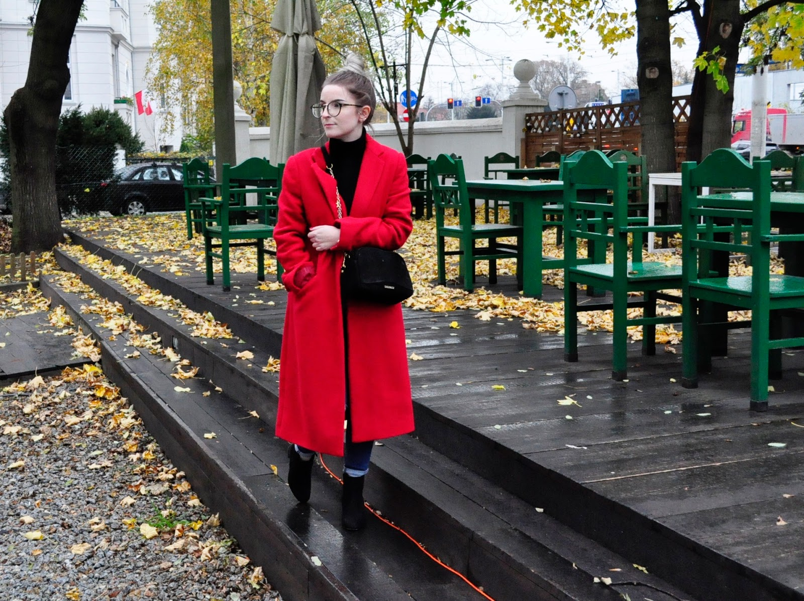 Lady in red   #tokoniec
