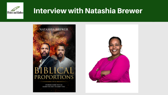 Interview with Natashia Brewer