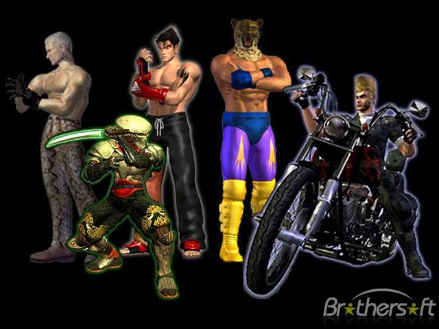 Tekken epsxe free download