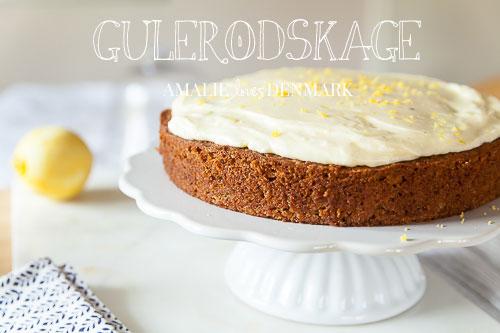 Danisches Backrezept Gulerodskage Amalie Loves Denmark