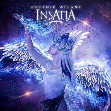 """Το βίντεο των Insatia για το τραγούδι """"Memory of a Sapphire"""" από το album """"Phoenix Aflame"""""""