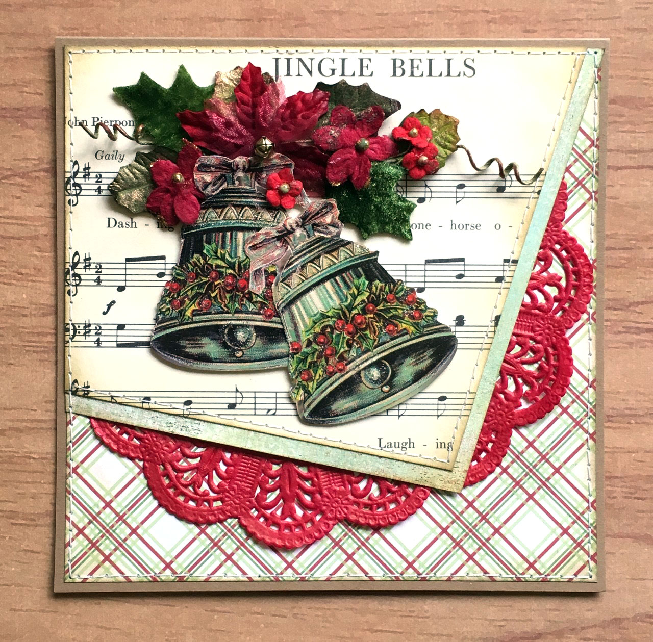 Jingle Belles An Old Fashioned Christmas