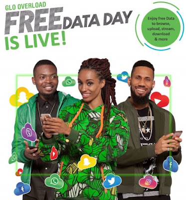 glo-free-data-day-live Today is the Glo Free Data Day - Hope You Have Received Your Free 200MB Data? Root