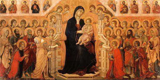 Resultado de imagen para La Casa de María, la Iglesia de Cristo