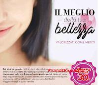 Logo Spendi&Riprendi Carrefour sui prodotti cosmetici