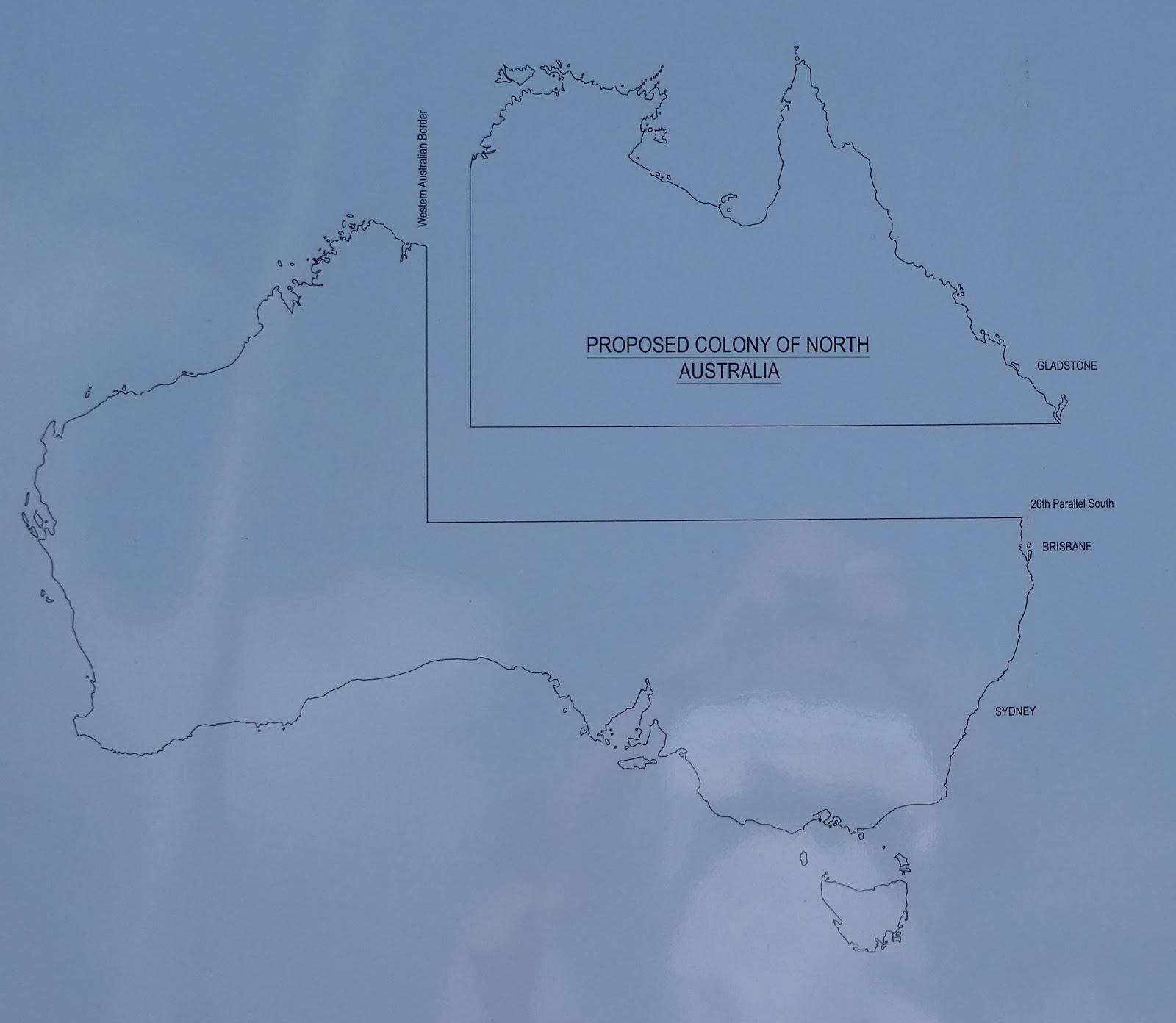 Map Of Western Australia 26th Parallel.Mobilemarshies A City Of Hills Water Ships And History