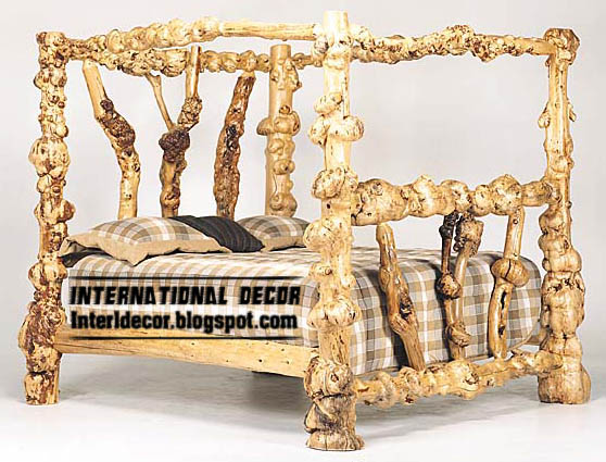 Beau Creative Twigs And Branches Bed Design Ideas, Twig Furniture