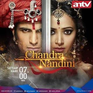Sinopsis Chandra Nandini Episode 7 - 13