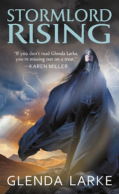 Stormlord Rising (Watergivers: Book 2) by Glenda Larke