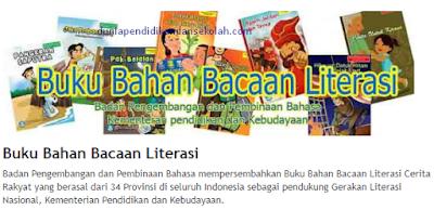 Download Bahan Bacaan Cerita Rakyat SMP Pendukung Gerakan Literasi Sekolah (GLS)