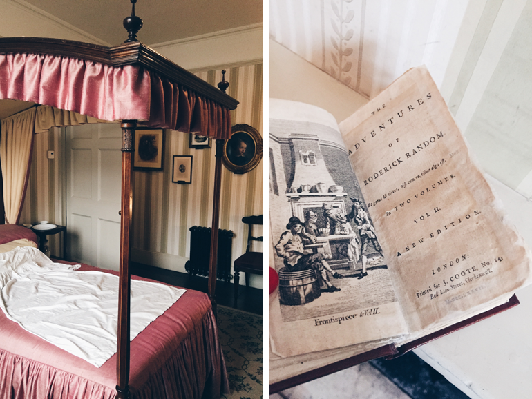 travel diary, london, bloomsbury, dickens house