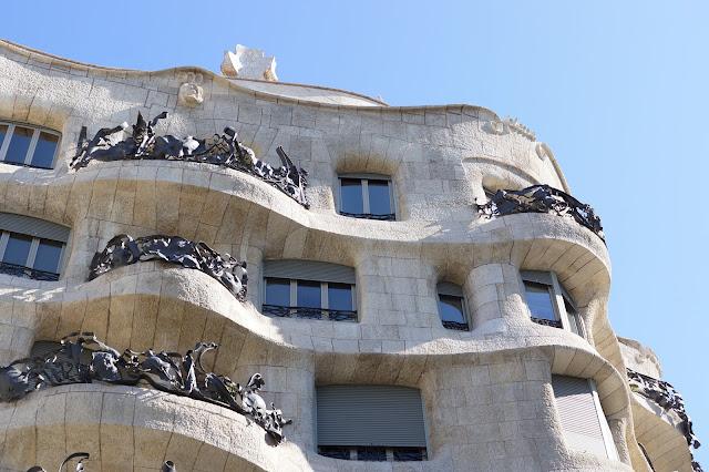 Barcelona Hello Freckles August Summer Travel Blogger City Break Spain Gaudi