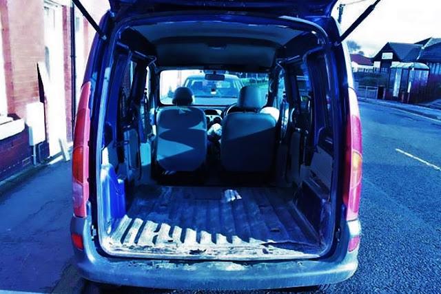 viaggiare con un van