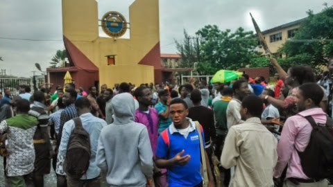 UNILAG VC appeals to protesting unions to embrace peace