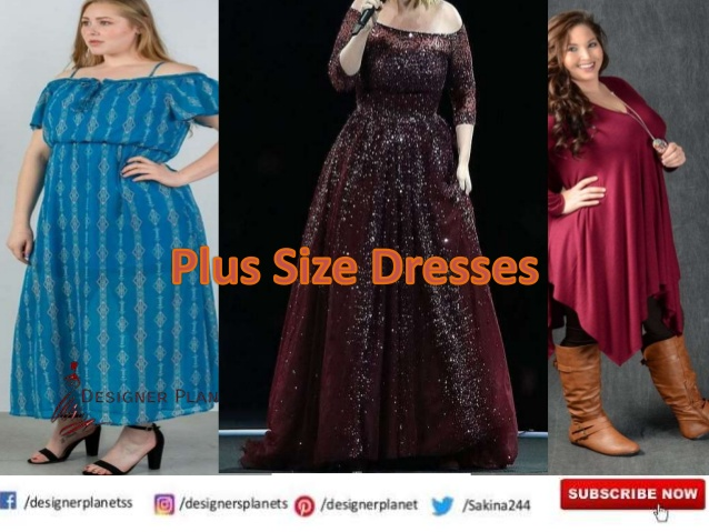 Plus Size Dresses | Plus Size Kurtis | Plus Size Tunic Top |Best Dress XXL Plus Size Designerplanet