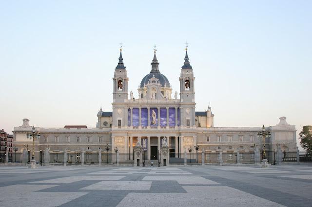 Catedral de Almudena, Madri