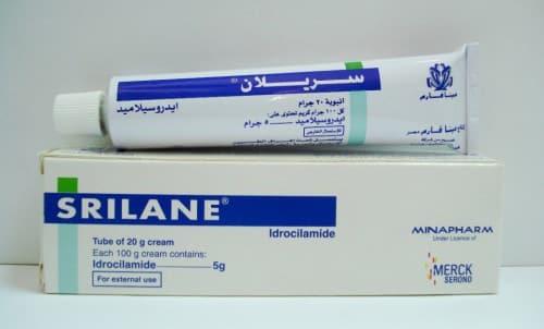 سعر ودواعي إستعمال دواء سريلان srilane كريم لعلاج الام الظهر
