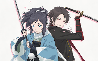 Touken Ranbu: Hanamaru Episode 01-12 Subtitle Indonesia [Batch]