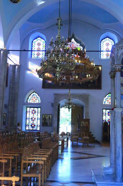The Church Of St. Titus. Heraklion.
