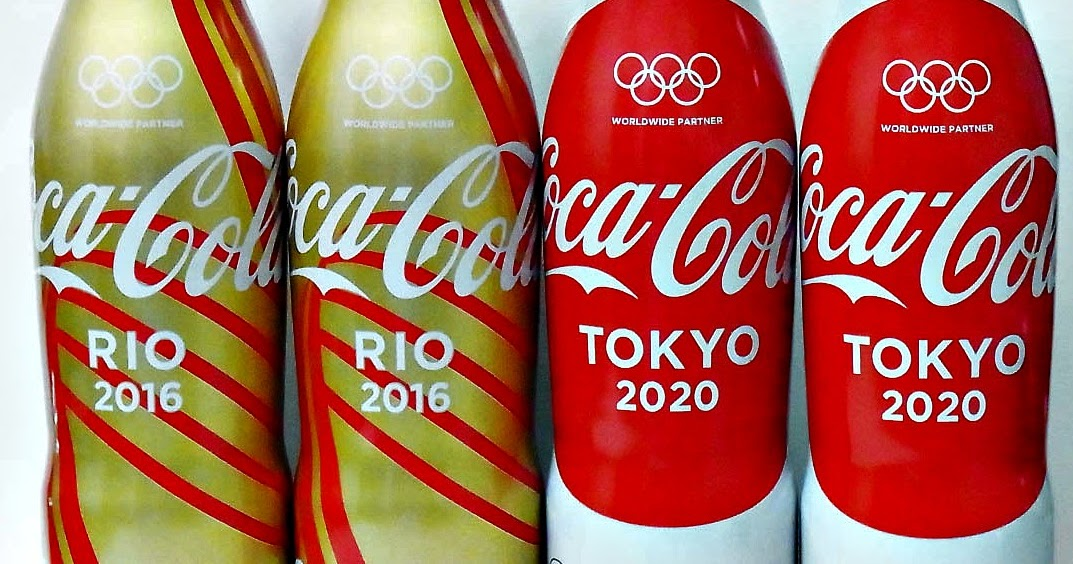 japan it 39 s a wonderful rife coca cola japan celebrates rio and tokyo olympics. Black Bedroom Furniture Sets. Home Design Ideas