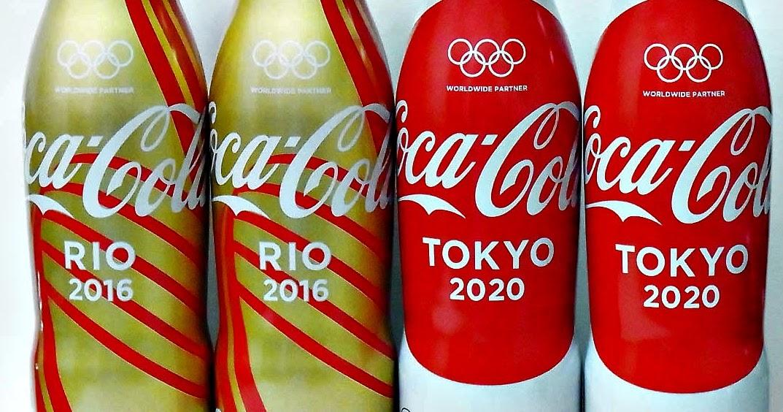 japan it 39 s a wonderful rife coca cola japan celebrates rio and tokyo olympics. Black Bedroom Furniture Sets. Home Design Ideas