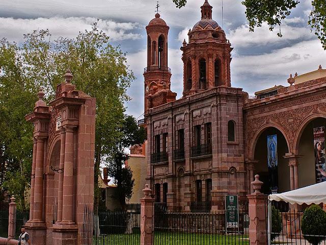 Festival Barroco Guadalupe Zacatecas 2016
