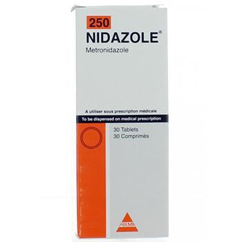 سعر ودواعي إستعمال دواء نيدازول Nidazole أقراص مضاد حيوى