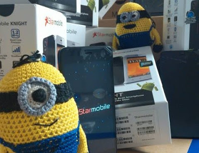 Starmobile Knight minions