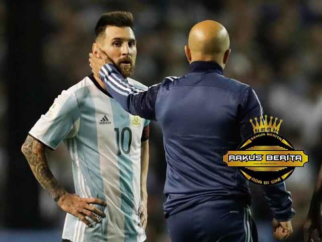 Syarat Argentina Lolos Dari Lubang Jurang
