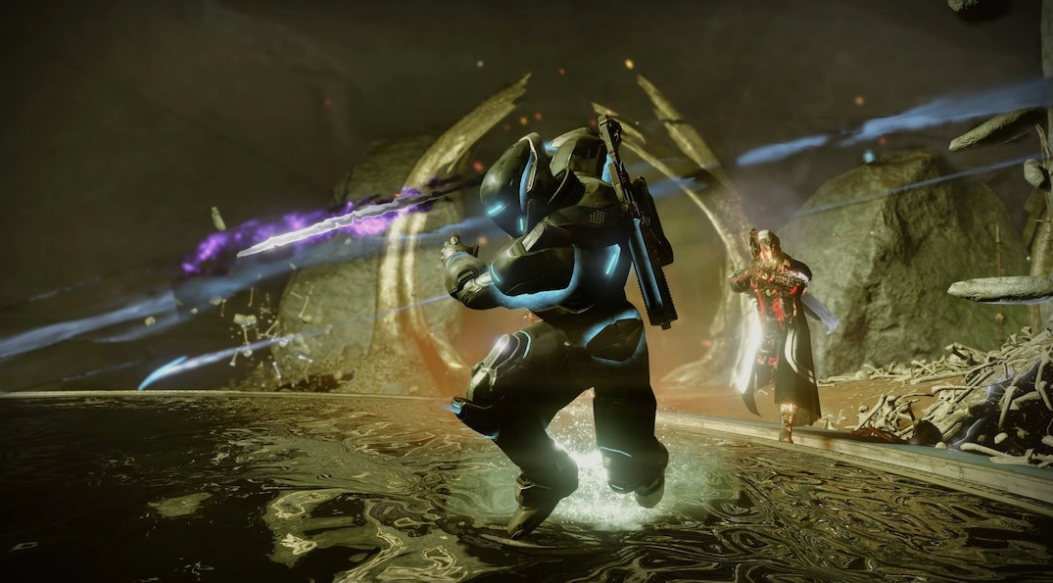 Destiny Players Discover a Gamebreaking Glitch for Titans