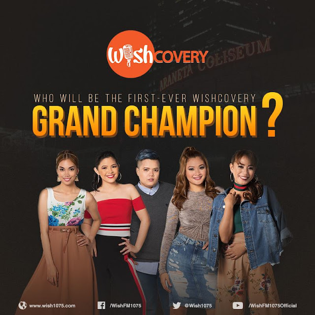 WISHcovery GRAND FINALS