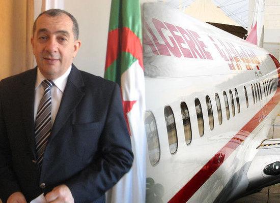 L'ex patron d'Air Algérie, Wahid Bouabdallah, admire le roi du Maroc car il est 'bon'.
