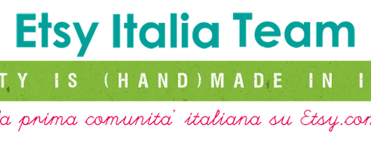 Etsy Italia Team - beauty is (hand)made in Italy: Creare e gestire una attività