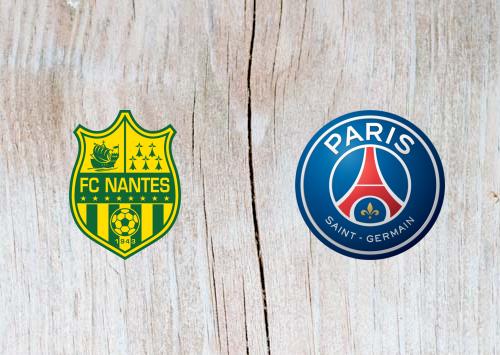Nantes vs Paris Saint-Germain Full Match & Highlights 17 April 2019