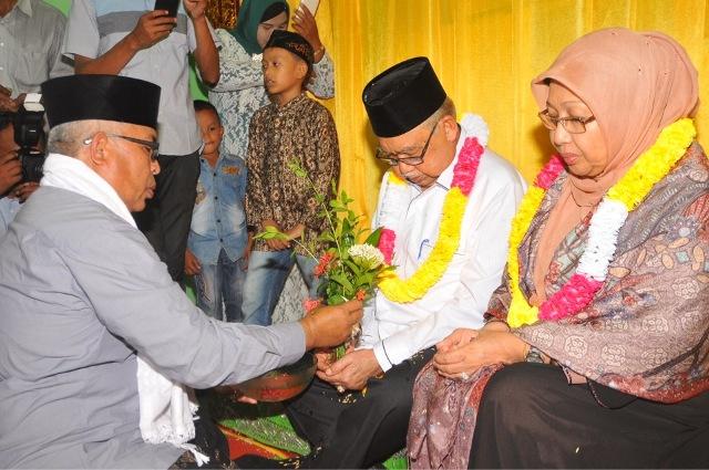 Zaini Abdullah Tekankan Syariat Islam di Aceh Utara