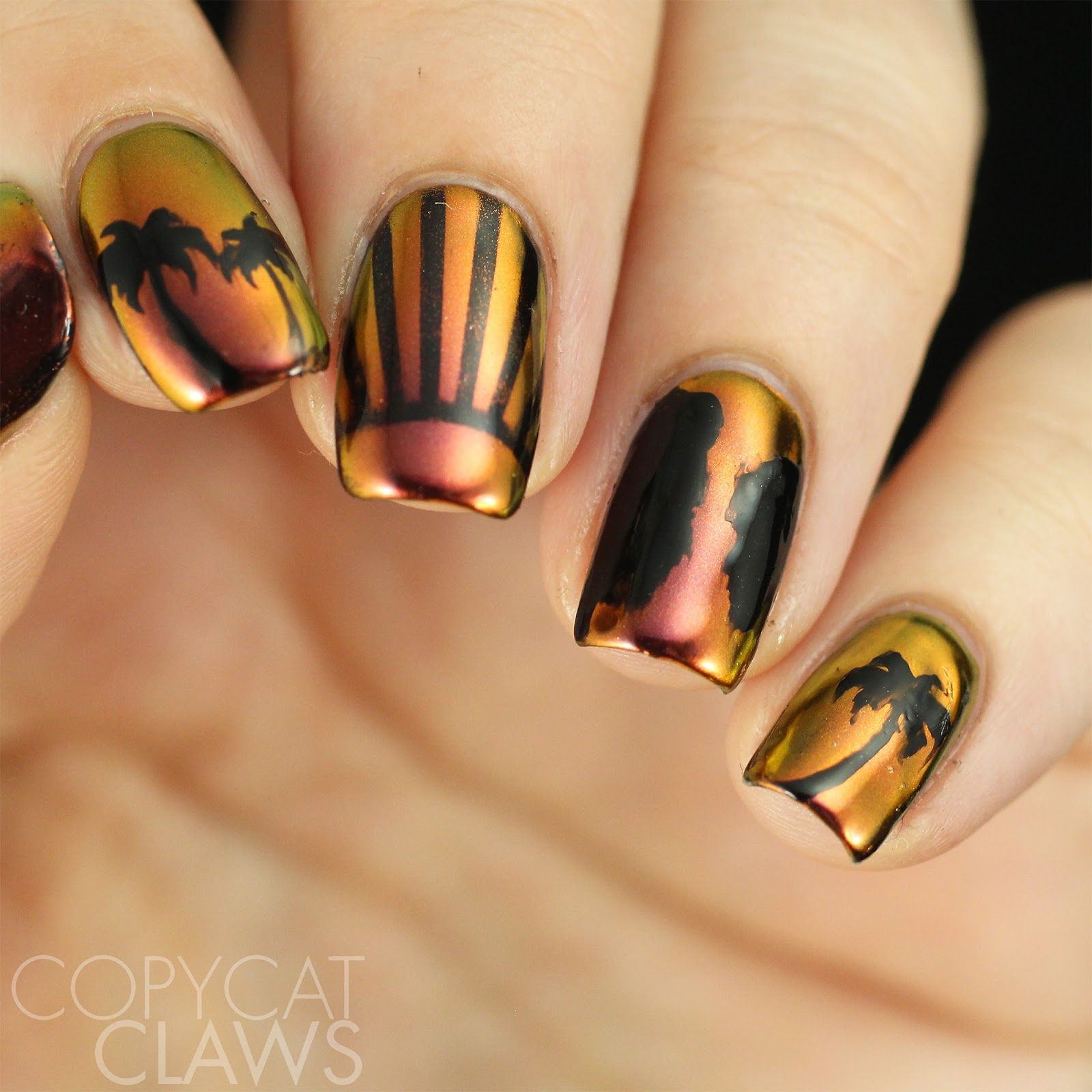 Copycat Claws 26 Great Nail Art Ideas Going On Holiday