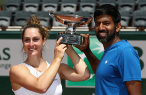 rohan bopanna and gabriela