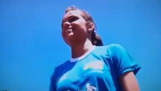 Atleta de Frei Martinho é destaque no programa 'correio esportes' da TV Correio/Record
