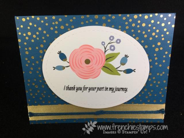 Perennial Birthday Kit, Stampin'Up!, Frenchie Stamps