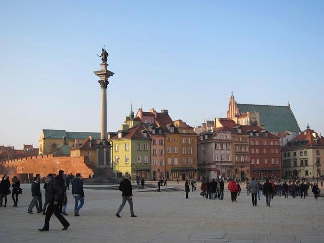 vacances en pologne