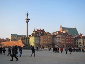 Voyage à Varsovie {Pologne}