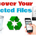 HOW TO RECOVER YOUR DELETED DATA FROM ANDROID/ IOS MOBILES