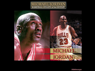 Michale Jordan is the famous basketball player
