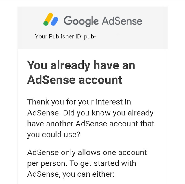Full Solution, You already have an existing AdSense account/AdMob Account