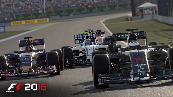 Get ready to go deeper into the world of the most prestigious motorsport than ever before F1 2016-STEAMPUNKS