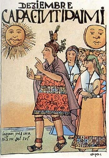 Calendario Inca Simbolos.El Calendario Inca