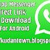 Whatsapp Messenger Latest Version For Android Free Download