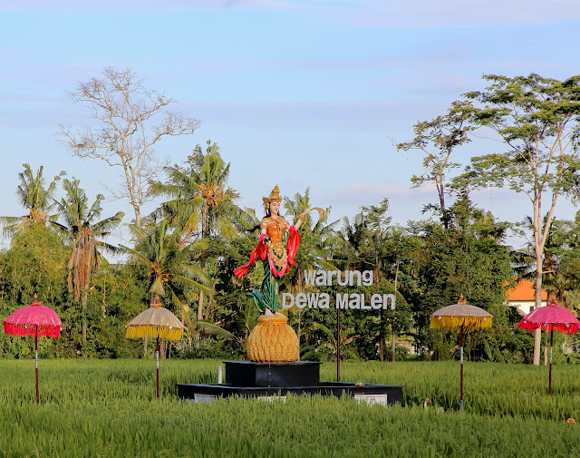 Warung Dewa Malen Ubud Bali